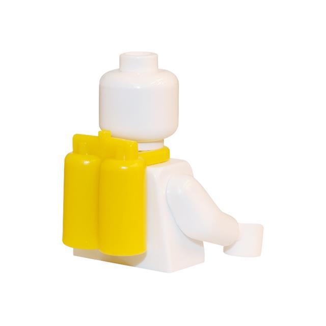 LEGO LSK347 - LEGO Alkatrészek - Oxigén palack (347)