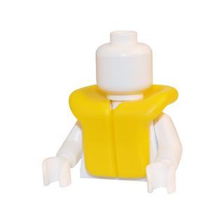 LEGO LSK348 - LEGO Alkatrészek - Mentőmellény (348)
