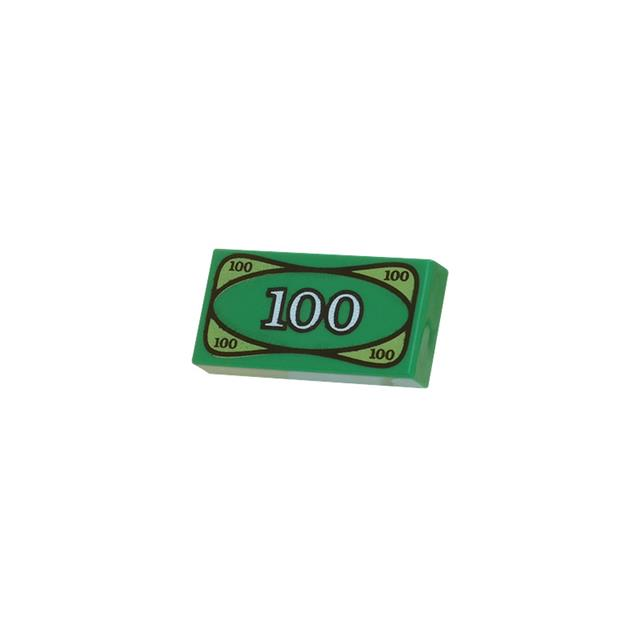 LEGO LSK370 - LEGO Alkatrészek - Pénz (370)