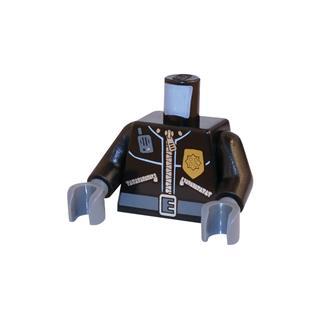 LEGO LSK383 - LEGO Alkatrészek - Minifigura torzó (383)