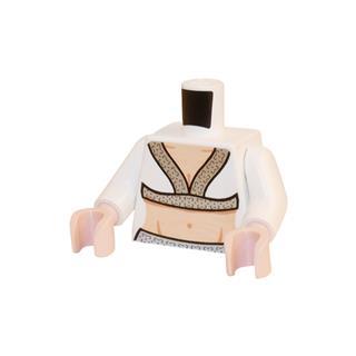 LEGO LSK390 - LEGO Alkatrészek - Minifigura torzó (390)