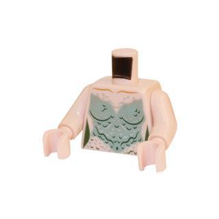 LEGO LSK391 - LEGO Alkatrészek - Minifigura torzó (391)