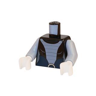 LEGO LSK394 - LEGO alkatrész - Minifigura torzó