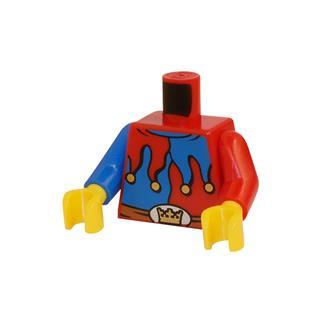 LEGO LSK400 - LEGO alkatrész - Minifigura torzó