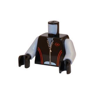 LEGO LSK401 - LEGO Alkatrészek - Minifigura torzó (401)