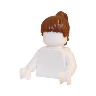 LEGO LSK404 - LEGO Alkatrészek - Minifigura haj (404)