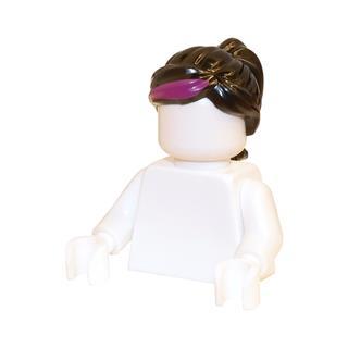 LEGO LSK439 - LEGO Alkatrészek - Minifigura haj (439)