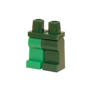 LEGO LSK443 - LEGO Alkatrészek - Minifigura láb (443)