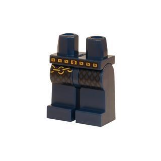 LEGO LSK446 - LEGO Alkatrészek - Minifigura láb (446)