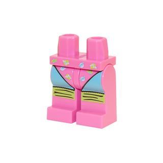 LEGO LSK447 - LEGO Alkatrészek - Minifigura láb (447)