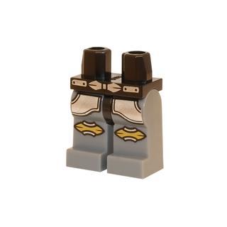 LEGO LSK448 - LEGO Alkatrészek - Minifigura láb (448)