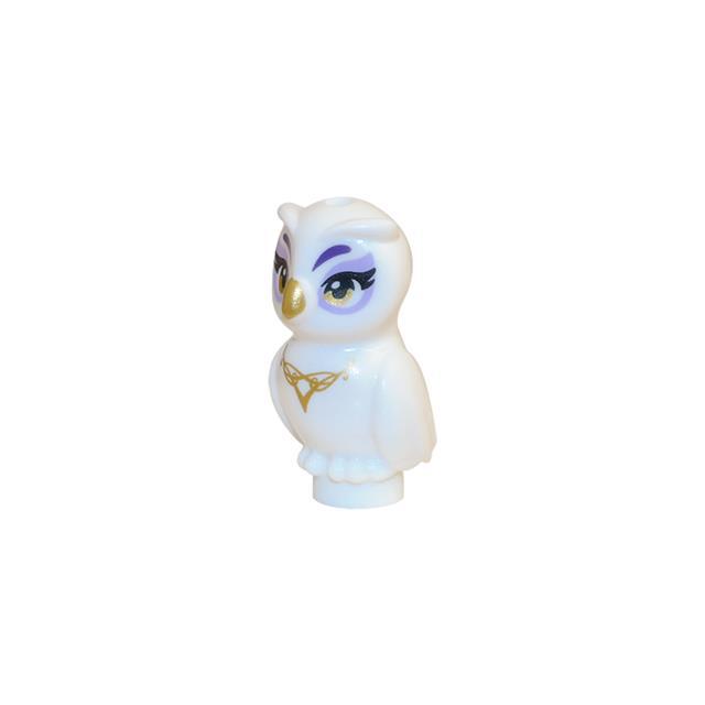 LEGO LSK460 - LEGO Alkatrészek - Fehér bagoly (460)