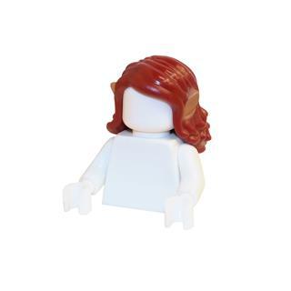 LEGO LSK469 - LEGO alkatrész - Minifigura haj