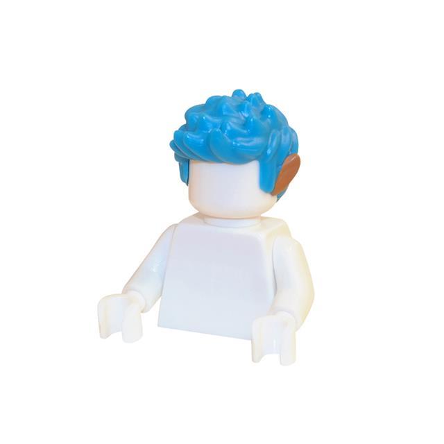 LEGO LSK471 - LEGO Alkatrészek - Minifigura haj (471)