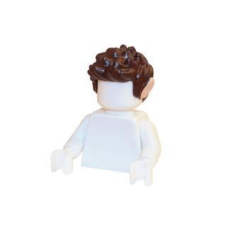 LEGO LSK474 - LEGO alkatrész - Minifigura haj