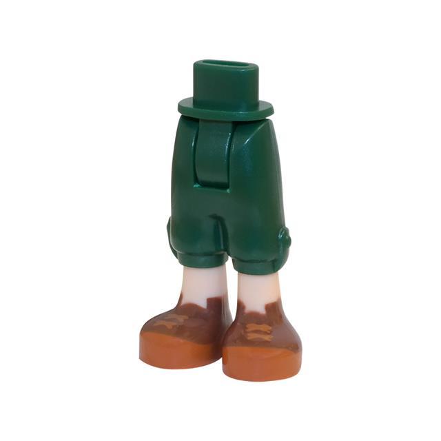 LEGO LSK503 - LEGO Alkatrészek - Minifigura láb (503)