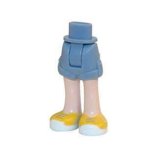 LEGO LSK505 - LEGO Alkatrészek - Minifigura láb (505)