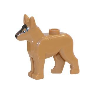 LEGO LSK507 - LEGO Alkatrészek - Rendőr kutya (507)