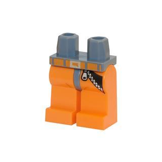 LEGO LSK509 - LEGO Alkatrészek - Minifigura láb (509)