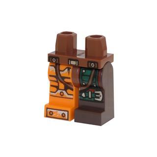 LEGO LSK510 - LEGO Alkatrészek - Minifigura láb (510)