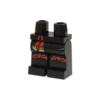 LEGO LSK511 - LEGO Alkatrészek - Minifigura láb (511)