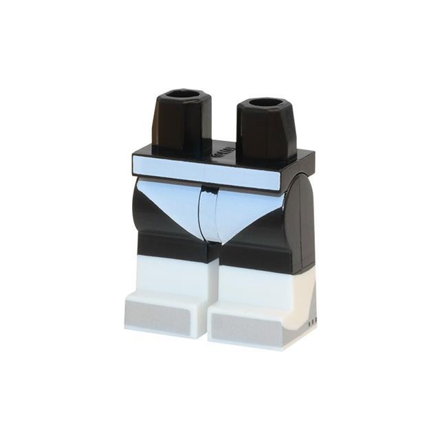 LEGO LSK514 - LEGO Alkatrészek - Minifigura láb (514)