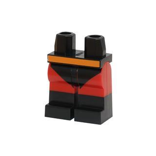 LEGO LSK515 - LEGO Alkatrészek - Minifigura láb (515)