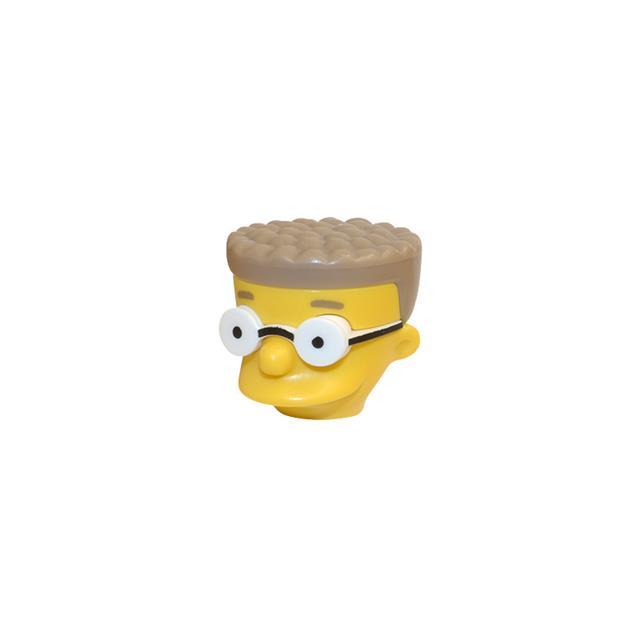LEGO LSK521 - LEGO Alkatrészek - Minifigura fej (521)