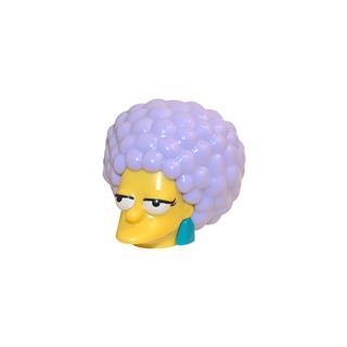 LEGO LSK527 - LEGO alkatrész - Minifigura fej