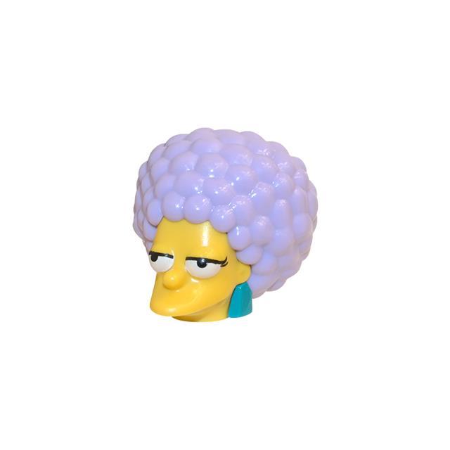 LEGO LSK527 - LEGO Alkatrészek - Minifigura fej (527)