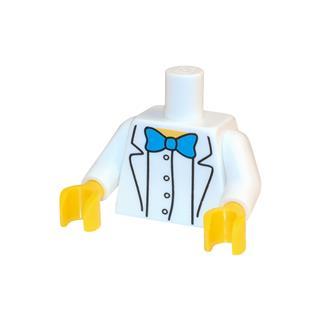 LEGO LSK625 - LEGO alkatrész - Minifigura torzó