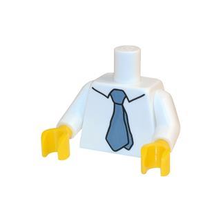 LEGO LSK626 - LEGO Alkatrészek - Minifigura torzó (626)