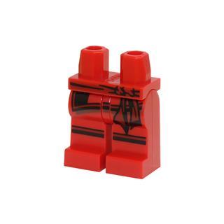 LEGO LSK650 - LEGO alkatrész - Minifigura láb