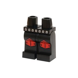 LEGO LSK651 - LEGO alkatrész - Minifigura láb