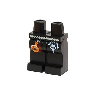 LEGO LSK652 - LEGO Alkatrészek - Minifigura láb (652)