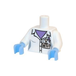 LEGO LSK654 - LEGO Alkatrészek - Minifigura torzó (654)