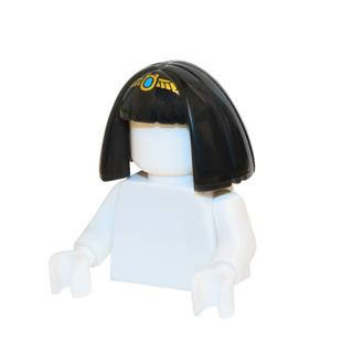 LEGO LSK735 - LEGO alkatrész - Minifigura haj (735)