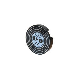 LEGO LSK742 - LEGO Alkatrészek - Bakelit lemez csempe (742)