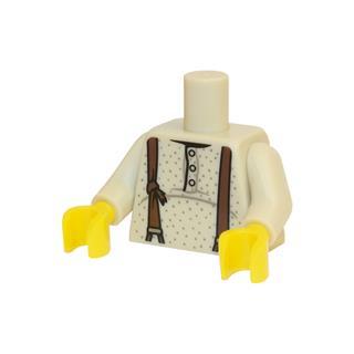 LEGO LSK745 - LEGO Alkatrészek - Minifigura torzó (745)