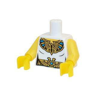 LEGO LSK749 - LEGO alkatrész - Minifigura torzó (749)