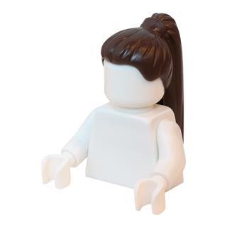 LEGO LSK762 - LEGO Alkatrészek - Minifigura haj (762)