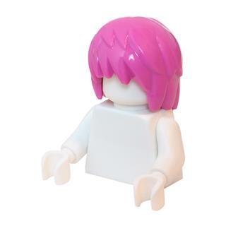 LEGO LSK763 - LEGO alkatrész - Minifigura haj (763)