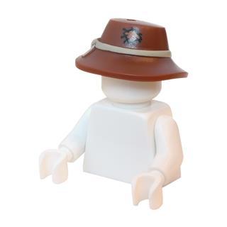LEGO LSK764 - LEGO Alkatrészek - Minifigura fejfedők (764)