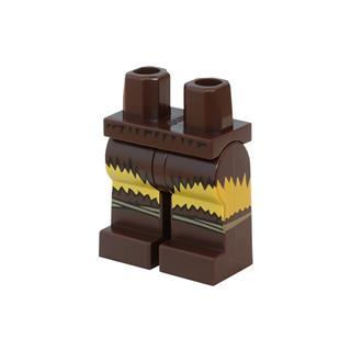 LEGO LSK769 - LEGO Alkatrészek - Minifigura láb (769)