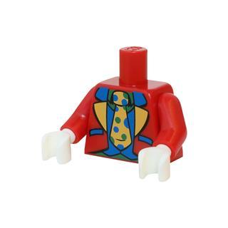 LEGO LSK777 - LEGO alkatrész - Minifigura torzó (777)