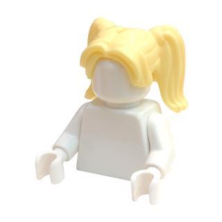 LEGO LSK786 - LEGO Alkatrészek - Minifigura haj (786)