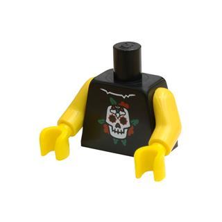 LEGO LSK798 - LEGO Alkatrészek - Minifigura torzó (798)