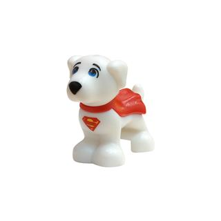 LEGO LSK837 - LEGO Alkatrészek - Szuper kutya (837)