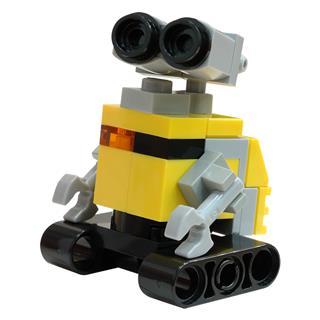 LEGO LSK840 - LEGO Alkatrészek - Mini Wall-E (840)