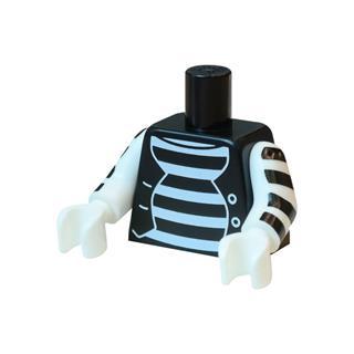 LEGO LSK874 - LEGO alkatrész - Minifigura torzó